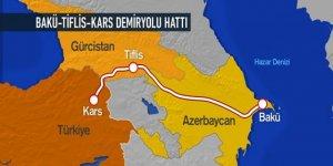 Bakü-Tiflis-Kars demiryolunda vagonları Azerbaycan ve Türkiye beraber üretecek