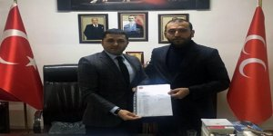 MHP Selim İlçe Başkanlığına Köksal Tekelli atandı