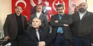Tuncay Mutluer, Vatan Partisi Kars Belediye Başkan adayı oldu