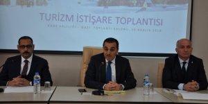 Kars'ta Turizm İstişare Toplantısı yapıldı