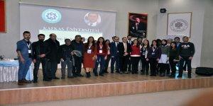 """KAÜ'de """"Gelecek Neslin Gözüyle 1915 Ermeni Olayları"""" konulu konferans"""