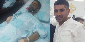 Karslı işadamı Erkan Çamlı, Sarıkamış'ta trafik kazası geçirdi