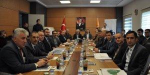 Sarıkamış Turizm Master Planı ve Fizibilitesi Projesi'nin tanıtım toplantısı yapıldı