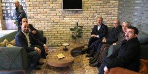 KARSOD Başkanı ve Asya Otel Sahibi Özer'e Ziyaret