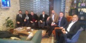 KAI Federasyonu'ndan KARSOD Başkanına Ziyaret