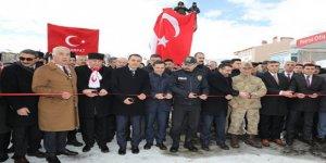 Arpaçay 15 Temmuz Şehitleri ve Demokrasi Anıtı açıldı