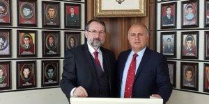 Başkan Yıldırım'dan, Şehit ve Gaziler Derneğine destek ziyareti