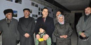 Vali Öksüz, Boğatepe'de incelemelerde bulundu