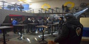 Kars'ta 166 polisin katılımıyla asayiş uygulaması yapıldı