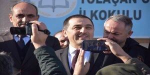 Kars Valisi Türker Öksüz, karne gününde Kars'ın karnesini açıkladı