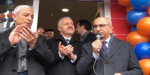 """Adem Çalkın: """"Kars, İstanbul'un şantiyesi haline gelecek"""""""