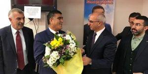 AK Parti'den CHP Adayına Ziyaret
