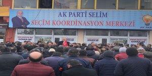 AK Parti Selim SKM'nin açılışı yapıldı