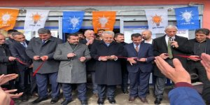 AK Parti Dağpınar SKM açıldı