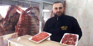 Kars'ta et fiyatları son bir yılda değişmedi