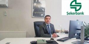 Şekerbank Kars Şube Müdürlüğü'ne Dehri Aydın Atandı