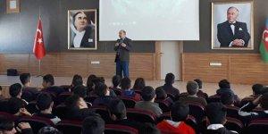 Kars'ta Deprem Haftası kutlanıyor