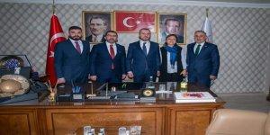 AK Parti Genel Başkan Yardımcısı Erkan Kandemir Kars'ta...