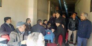 CHP Adayı Taner Toraman, esnaf ziyaretlerine devam ediyor