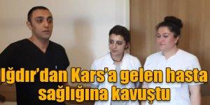 Kars Harakani Devlet Hastanesinde Kolon Kanseri Ameliyatı Yapıldı