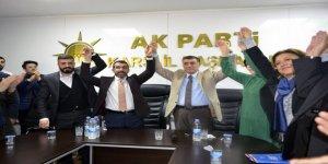 AK Parti İl Başkanlığı'nda Cumhur İttifakı teşkilat toplantısı