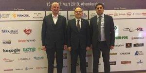 Kars İl Başkanı Aydın MÜSİAD Genel Kurulu toplantısına katıldı