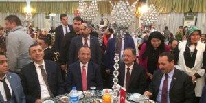KAIFED'den Etimesgut'ta Birlik Gecesi