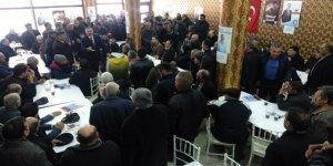DSP Adayı Alibeyoğlu, yoğun ilgi görüyor