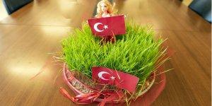 Atatürk İlköğretim Okulu'nda Nevruz Kutlamaları