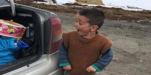 Mirza'nın oyuncak mutluluğu hem duygulandırdı hem güldürdü
