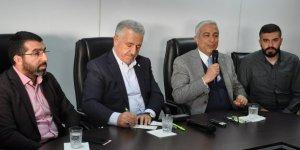 Kars AK Parti'den yerel seçim değerlendirmesi