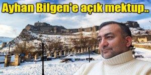 Alibeyoğlu'ndan, Ayhan Bilgen'e açık mektup..
