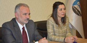 Eşbaşkanlar Bilgen ve Alaca, Belediyenin mevcut durumunu değerlendirdi