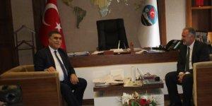 """CHP'li Taner Toraman; """"Ne zaman alo derseniz yanınızdayız!"""""""