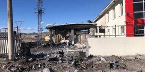 Kars'ta buhar kazanı patladı, ortalık savaş alanına döndü