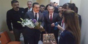 KAÜ'de Ek Poliklinikler Hizmete Açıldı