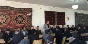 Kağızman'da iki aile arasındaki husumet barışla sonuçlandı
