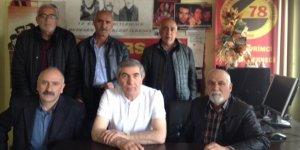 """Kars Devrimci 78'liler Derneği, """"Deniz""""leri andı"""