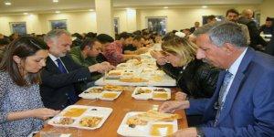Kars Belediyesi'nden 500 kişiye iftar