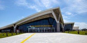 Kars Harakani Havalimanını 4 ayda 194 bin 261 yolcu kullandı