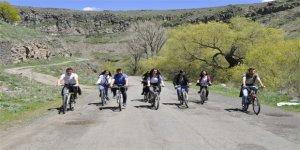 Dereiçi, bisiklet tutkunlarının mekânı