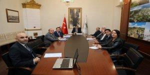 Kars'ta Sağlık Hizmetleri Koordinasyon toplantısı yapıldı