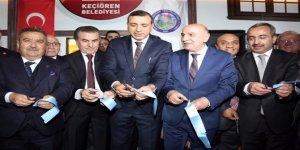 KAI Kültür Evinin açılışına yüzlerce hemşeri katıldı