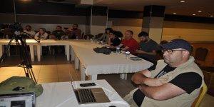 TGS Akademi Gazetecilik Eğitim Semineri'nin 3'ncüsü Kars'ta başladı
