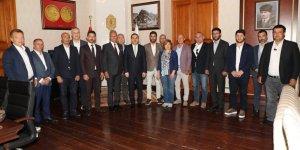 Türkiye Seyahat Acentaları Birliği Kars'ta