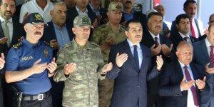 Kars'ta 15 Temmuz etkinlikleri şehitlik ziyareti ile başladı