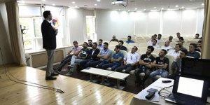 KATSO'da elektronik ihale eğitimi düzenlendi