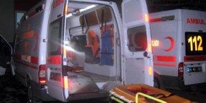 Trafik kazası; 7 yaralı