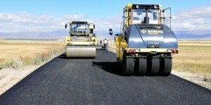 Selim-Akpınar yolu sıcak asfalt oluyor