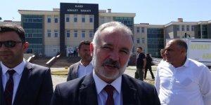Kars Belediye Başkanı Ayhan Bilgen, Kars Adliyesinde ifade verdi